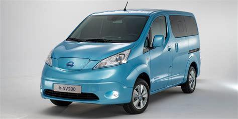 si鑒e design design nissan e nv200 evalia voiture électrique familiale nissan