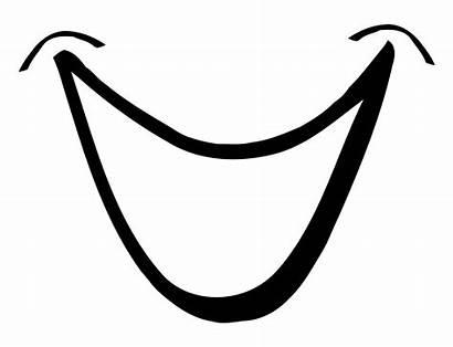 Smile Clipart Lips Clipartpanda Mouth Clip Face