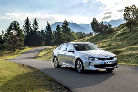 Wallpaper Wednesday Kia Optima Plugin Hybrid