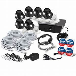 8 Channel 4k Ultra Hd Nvr Security System Australia
