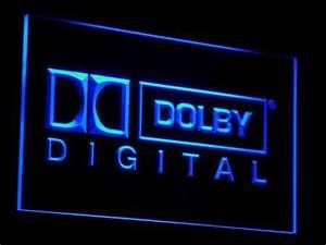 Dolby Digital LED Neon Sign