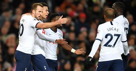 tottenham  burnley  key facts  stats  impress