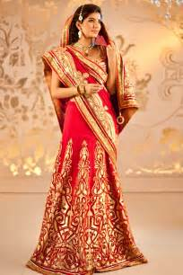 Traditional Indian Sari Wedding Dresses