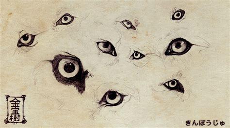Wolf Eyes Ref.1 By Valhalrion On Deviantart
