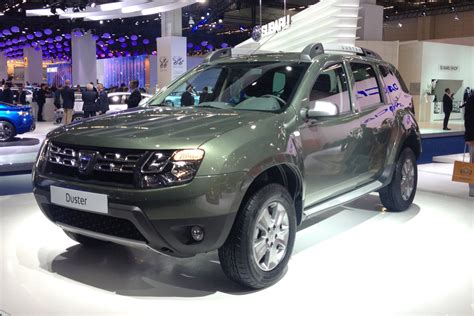 New Dacia Duster 2018 Price Release Date Carbuyer