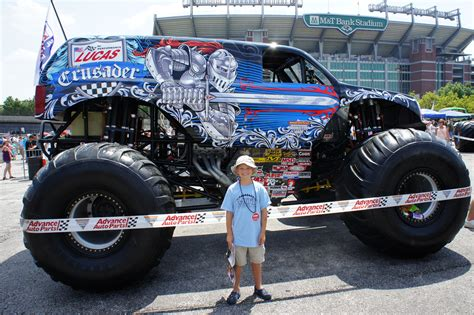 monster truck show in baltimore md advance auto parts monster jam path of destruction show