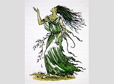Dryad The Chronicles of Narnia Wiki Fandom powered by