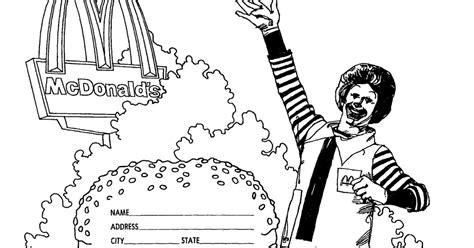 Ronald Mcdonald And The Fry Guys