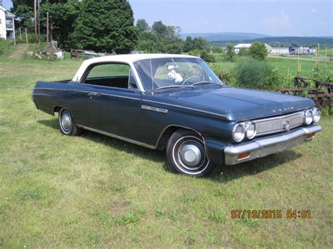 1963 buick skylark 215 v8 hardtop for sale