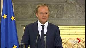 EU's Tusk says perpetrators of Syria chemical attack must ...