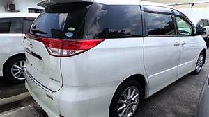 Cars For Sale In Malaysia Toyota Estima Aeras 2 4  Motortrader Com My  Carlist My