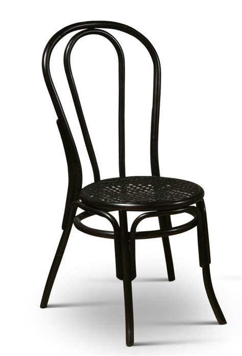 Thonet Bentwood Chair History by Thonet Style Bentwood Rattan Chairs In Black Chairs