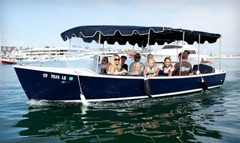 Duffy Boats Deal by 90 Minute Electric Boat Rental Additional Option