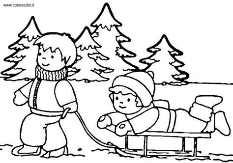 dessins de coloriage hiver  imprimer sur laguerchecom