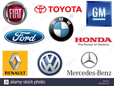 Fiat Subsidiaries by Toyota Volkswagen Gm General Motors Ford Bmw Mercedes