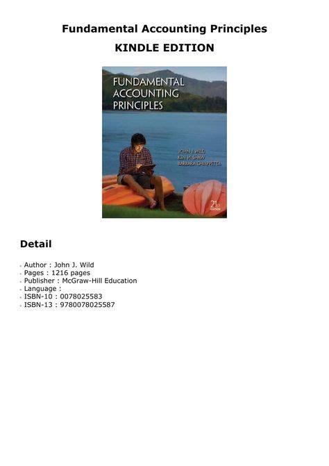 fundamental accounting principles  images