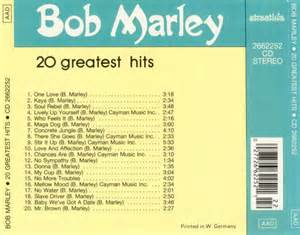 Smashing Pumpkins Greatest Hits Cd by Rodo Cotidiano Download Bob Marley 20 Greatest Hits