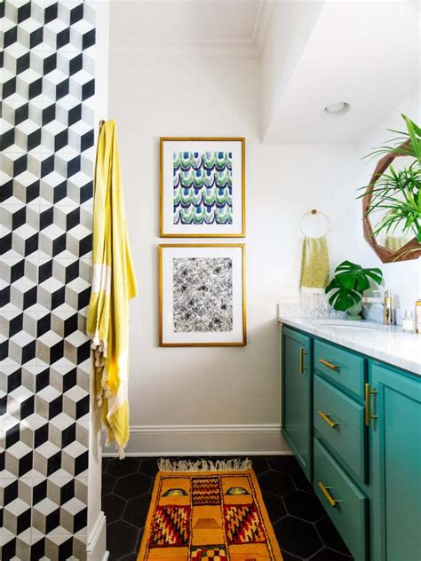 Images Of Small Bathroom Designs by 30 Small Bathroom Design Ideas Hgtv