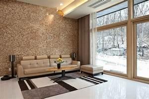 Wohnzimmer Ideen Wandgestaltung : 70 ideen f r wandgestaltung beispiele wie sie den raum aufwerten ~ Sanjose-hotels-ca.com Haus und Dekorationen
