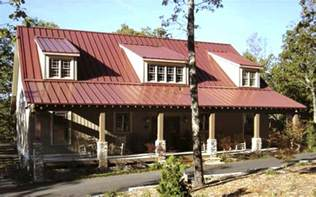 Rustic Metal Building Homes