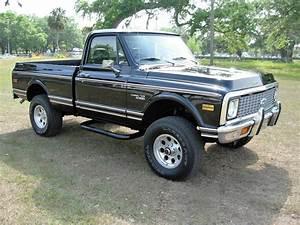 1972 Chevrolet K10 For Sale  2096748