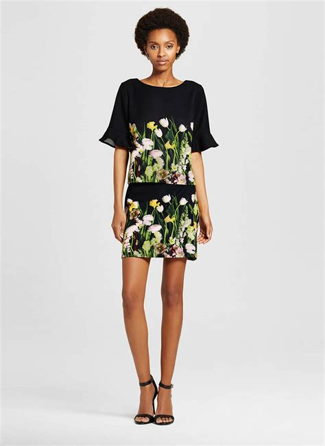 target black floor l victoria beckham for target clothing shop