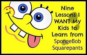 Image Gallery Spongebob Poems