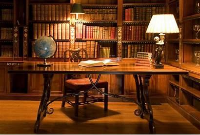 Definition Library Shelf Ancient Table Interior Desktop