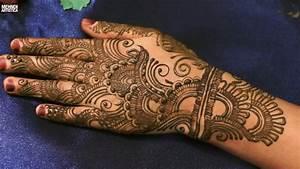 Best Bel Designer Mehndi Designs For Hands|Unique Easy ...
