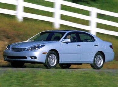 how it works cars 2002 lexus es auto manual 2002 lexus es pricing ratings expert review kelley blue book