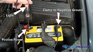 Car Repair World  How To Use A Test Light To Check Car Circuit