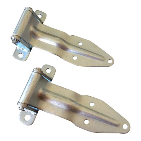 Rear Truck Door Hinge  Pair  Transport Hardware