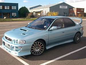 1996 Subaru Impreza - Pictures