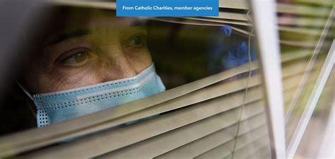 catholic charities cope  offers hope  pandemic
