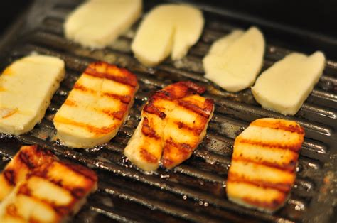 halloumi cheese grilled halloumi blue jean gourmet