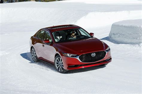 mazda awd  drive review surefooted sweetheart
