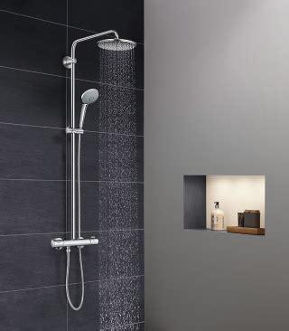 euphoria shower euphoria systems shower systems grohe