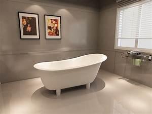 Freistehende Badewanne Mineralguss : freistehende badewanne pure aus mineralguss solid stone wei 180 x 85 cm badewelt whirlpool ~ Sanjose-hotels-ca.com Haus und Dekorationen