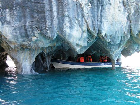 marble cave carrera lake world  travel