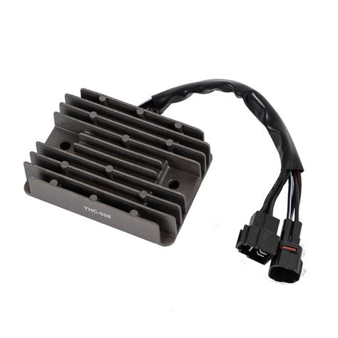 Motorcycle Voltage Wiring Regulator Rectifier For Suzuki