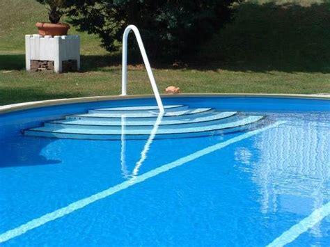 pool treppe nachrüsten www schwimmbad treppe de