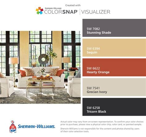 sherwin williams color visualizer i found these colors with colorsnap 174 visualizer for iphone