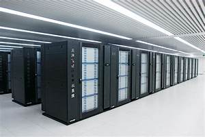 In Race For Fastest Supercomputer  China Outpaces U S
