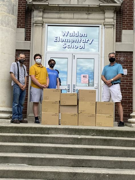 Walden Elementary Received Donation of 518 Books! - Valley ...
