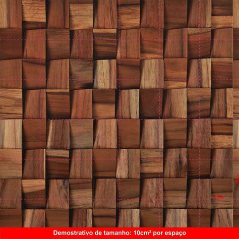 papel de parede  madeira quadriculado vinilico contact