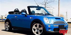 Mini Cooper Cabriolet Prix : location vip montr al mini cooper convertible 2007 aux meilleurs prix ~ Maxctalentgroup.com Avis de Voitures
