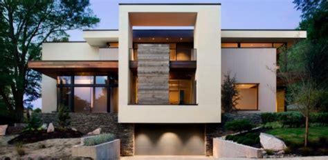 บ้านโมเดิร์นขนาดกลาง โทนสีเทา ขาว ดำ วัสดุตกแต่งเพิ่มเติม ...