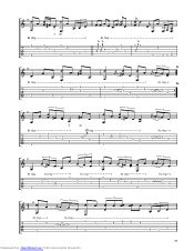 hardtime killing floor blues guitar pro tab by skip james
