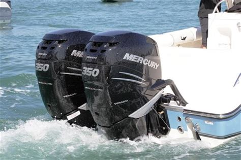 Mercury Boat Motor Problems by Mercury Verado 350 And 400r Outboards Analysis