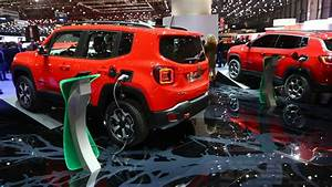 Jeep Renegade E Compass Ganham Vers U00f5es H U00edbridas Plug